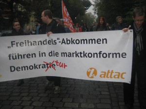 Berlin Demo TTIP