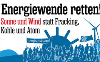 Energiewende-Demo März Logo