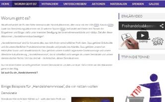 Handelshemmnis Webtext