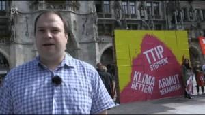 Pressesprecher G7-Demo