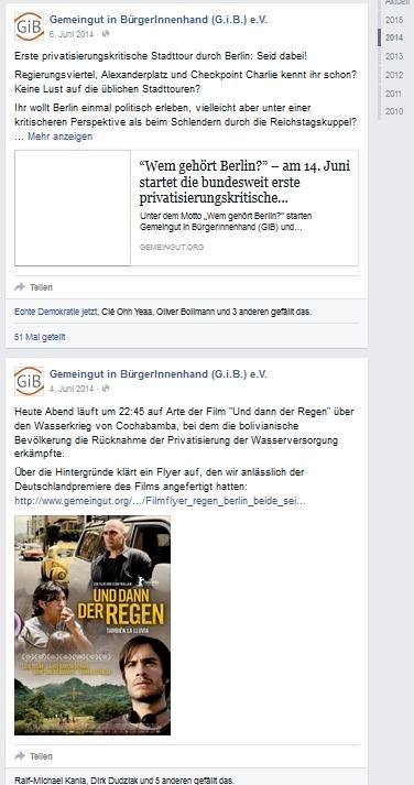 Facebook GiB