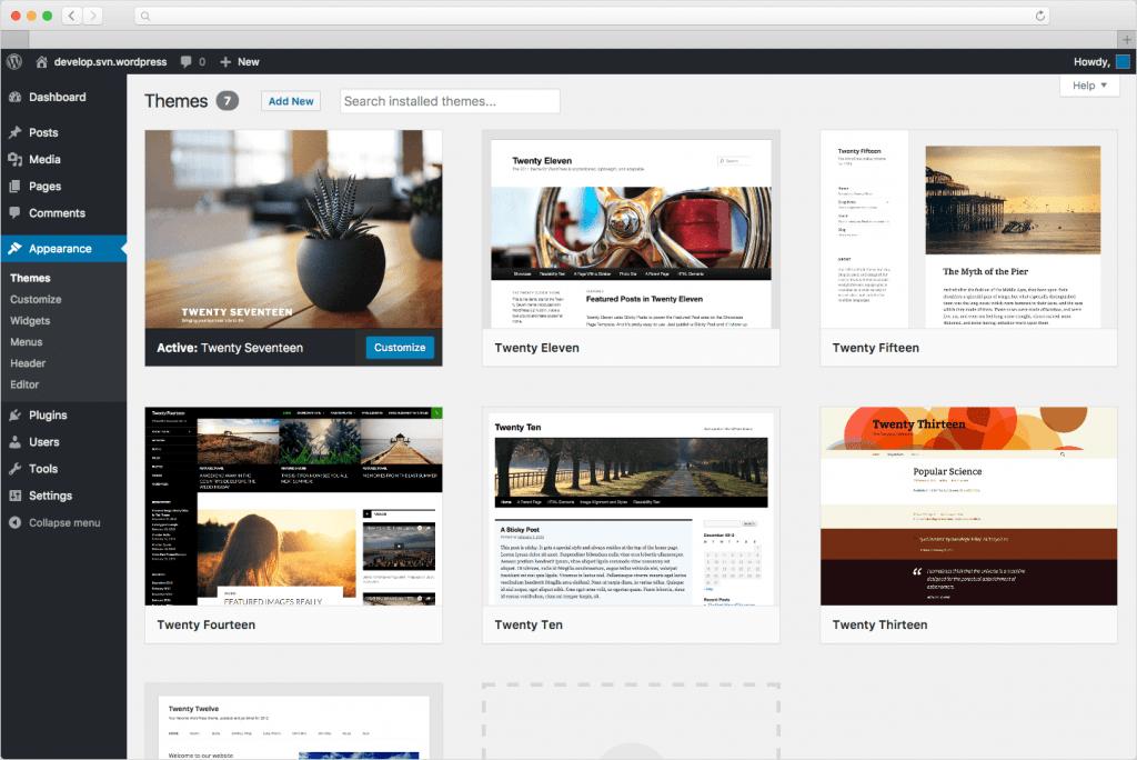 """(Online-)Kurs """"Webseiten erstellen mit WordPress"""""""