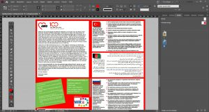 Layout/ Desktop-Publishing mit Scribus oder mit Adobe InDesign